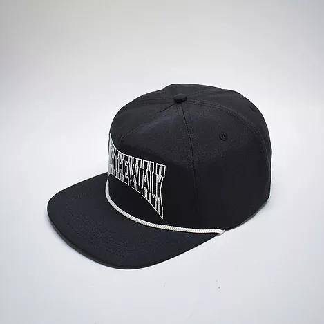 Walk The Walk Brand Black Hat